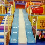 Soft Play Area Slides